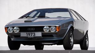 Vergeten concept: Audi Karmann Asso di Picche, deloyale concurrent?