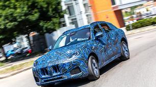 Deze Maserati moet de Porsche Macan het leven zuur maken
