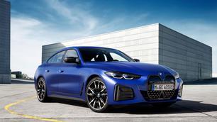 BMW i4: prijzen bekend en M50-versie onthuld