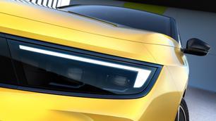 Opel geeft een voorsmaakje op zijn toekomstige Astra