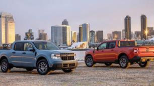 Ford Maverick: 'betaalbare' pick-up ook voor Europa?