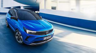 Opel Grandland verliest zijn X en evolueert grondig