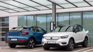 Volvo komt niet naar het salon van Brussel 2022