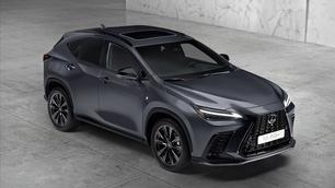 Officieel: Lexus NX bekeert zich tot de stekker