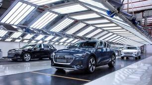 Nieuw model voor Audi Brussels in 2026