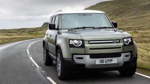 Land Rover Defender experimenteert met waterstof