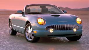 Geflopt model: Ford Thunderbird, de allerlaatste keer