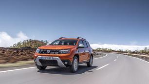 Dacia Duster: gerichte modernisering