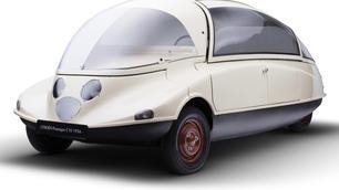 """Vergeten concept: Citroën C10, de Franse """"Kever"""""""