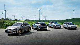 Vanaf 2026 onthult Audi enkel nog elektrische modellen