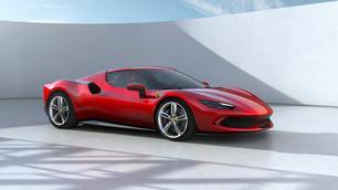 Ferrari 296 GTB heeft 'maar' 6 cilinders