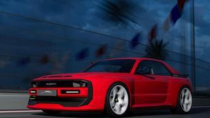 E-Legend EL1, elektrische herinterpretatie van legendarische Audi Quattro S1