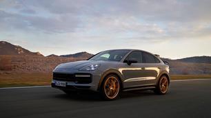 Officiel : Porsche Cayenne Turbo GT, le SUV façon GT3