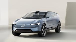 Volvo toont zijn toekomst met Concept Recharge