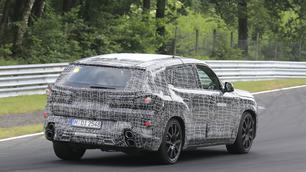 """Scoop: BMW X8, de """"super-SUV"""" krijgt vreemde spreekbuizen"""