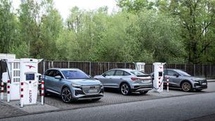 In Duitsland rijden al 1 miljoen EV's rond