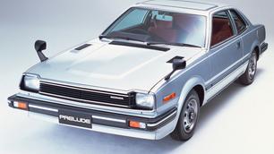 Vergeten model: Honda Prelude, een van de beste auto's ter wereld?