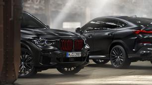 De BMW X5, X6 en X7 kiezen voor de duistere kant…