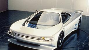 Vergeten concept: Peugeot Oxia, de onwaarschijnlijke Franse hypercar