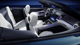 """Mercedes-AMG SL: """"hyperanaloog"""" en 2+2"""