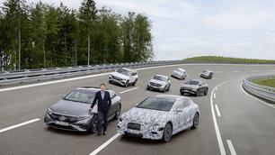 Mercedes-Benz is klaar om over minder dan tien jaar geheel elektrisch te gaan