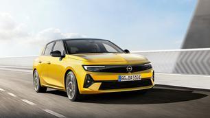 De nieuwe Opel Astra in 7 cijfers