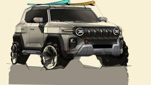 SsangYong kijkt naar de Jeep Wrangler