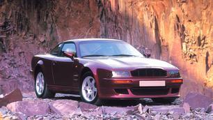 Vergeten model: deze zeldzame Aston Martin maakte Ferrari's en Lamborghini's belachelijk