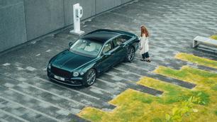 Bentley Flying Spur: 'beperkte' plug-inhybride