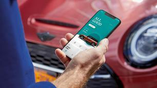 MINI stimuleert klanten om hun auto te delen