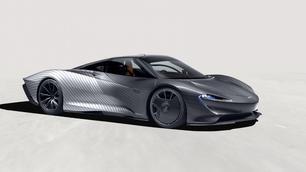 Maak kennis met Albert, een heel aparte McLaren Speedtail