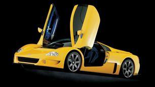 Top 5 van prachtige auto's die nooit in productie zijn gegaan