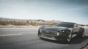 Audi Skysphere Concept: de toekomst, met de haren in de wind
