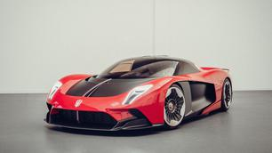 Silk-FAW Hongqi S9, Ferrari-killer?