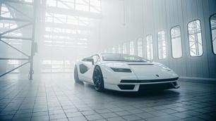 Lamborghini Countach: de nieuwe generatie is er!