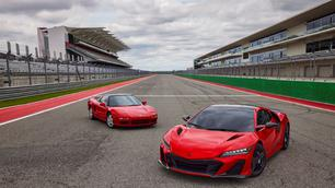NSX Type S en Integra: Honda laat zich gaan!