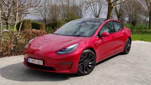 Top 5 van populairste elektrische auto's van België