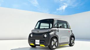 Opel Rocks-e: verrassende kloon