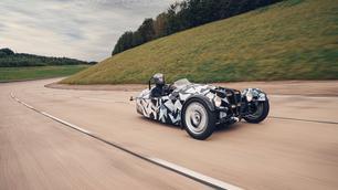 Le retour du modèle à trois roues de Morgan est acté !