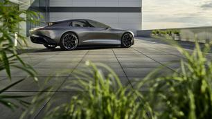 Audi Grandsphere Concept: elektrische First Class