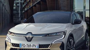 Officieel: Renault Mégane, enkel als E-TECH Electric