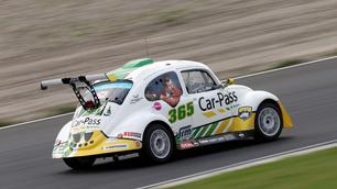 Gagnez l'une des 10 places de copilote dans la VW Fun Cup Car-Pass à Zolder!