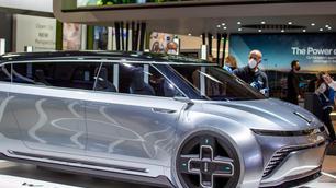 5 opvallende auto's op het salon van München