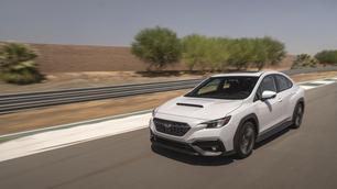 Subaru WRX : sportive à l'ancienne