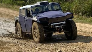Fering Pioneer : SUV électrique à l'autonomie de… 7.000 kilomètres en hors-piste !