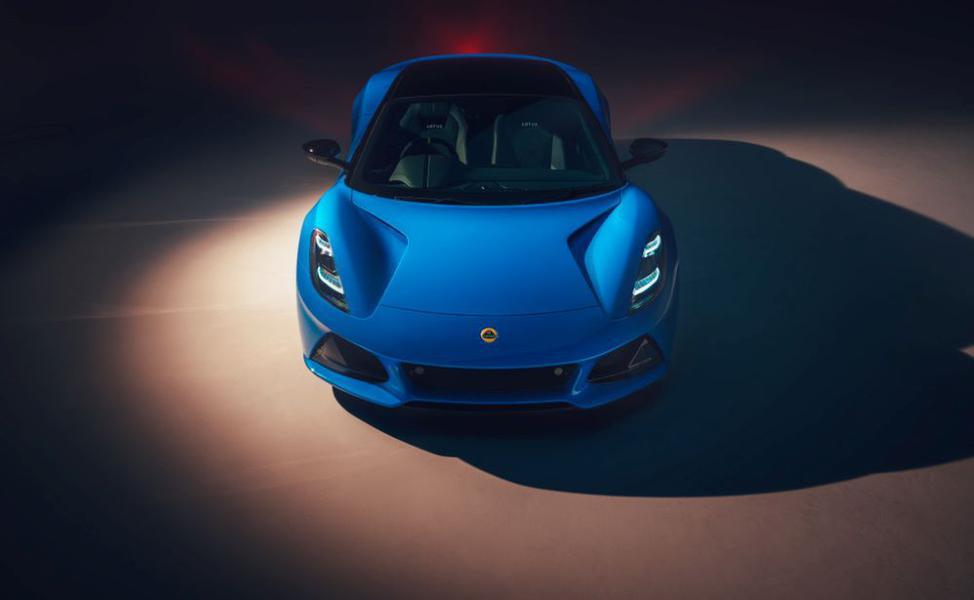 Lotus onthult technische fiche van Emira V6