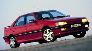 Vergeten GTI's: Peugeot 405 Mi16 en T16, strijders