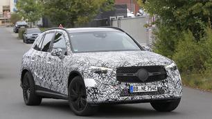 Scoop: Mercedes GLC, klaar om nog verder te gaan