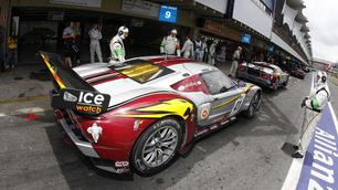 Martin en Leinders vijfde op Interlagos
