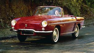 Vergeten model: Renault Floride/Caravelle, de betaalbare glamourcabrio